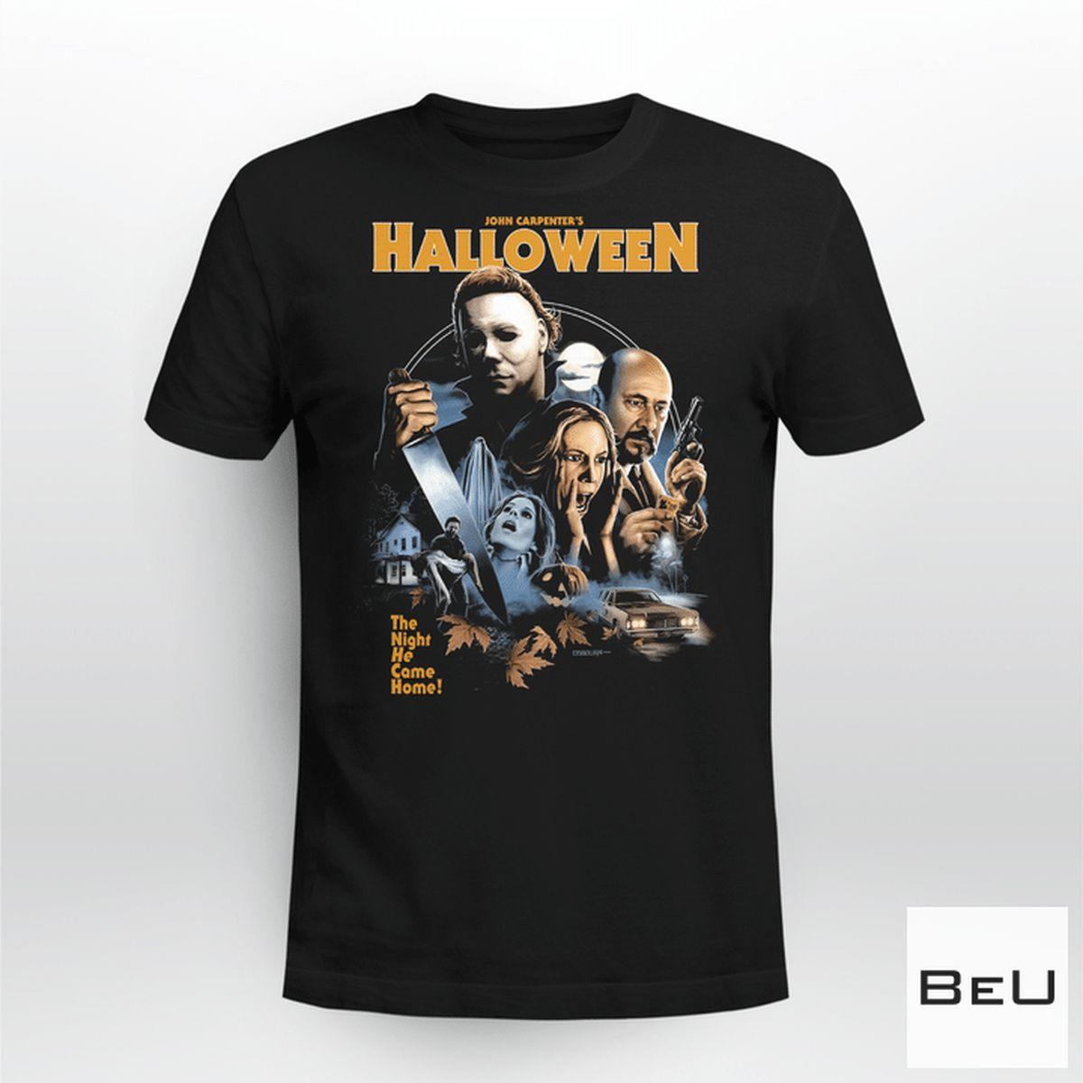 Killers From Horror Movie Halloween Shirt, hoodie