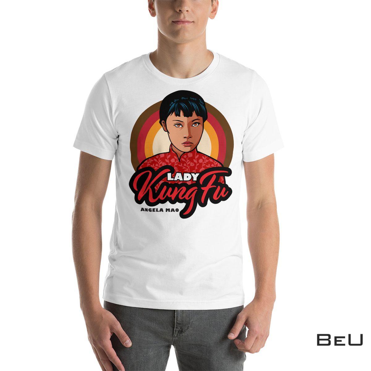 Lady Kung Fu Shirt