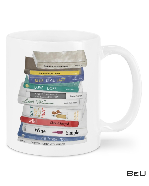 Librarian Books Title Mugs