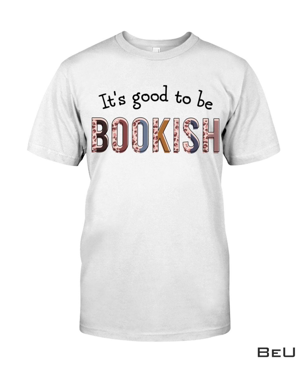 Librarian It's Good To Be Bookish Shirt, hoodie, tank top