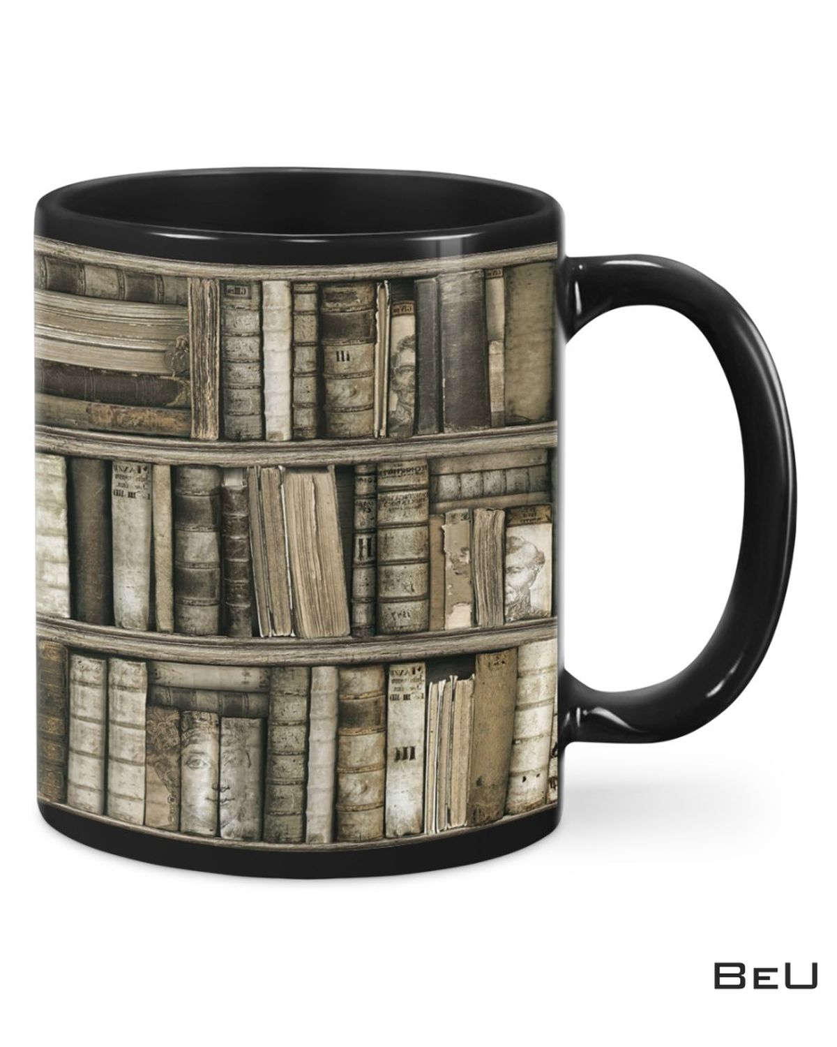 Librarian Old Books Mugs