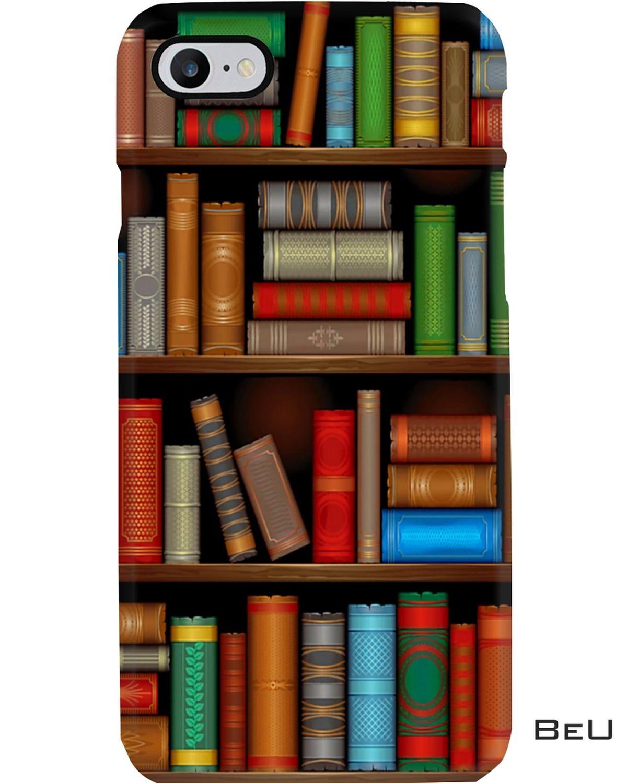 Librarian Shelves Iphone 8 Case