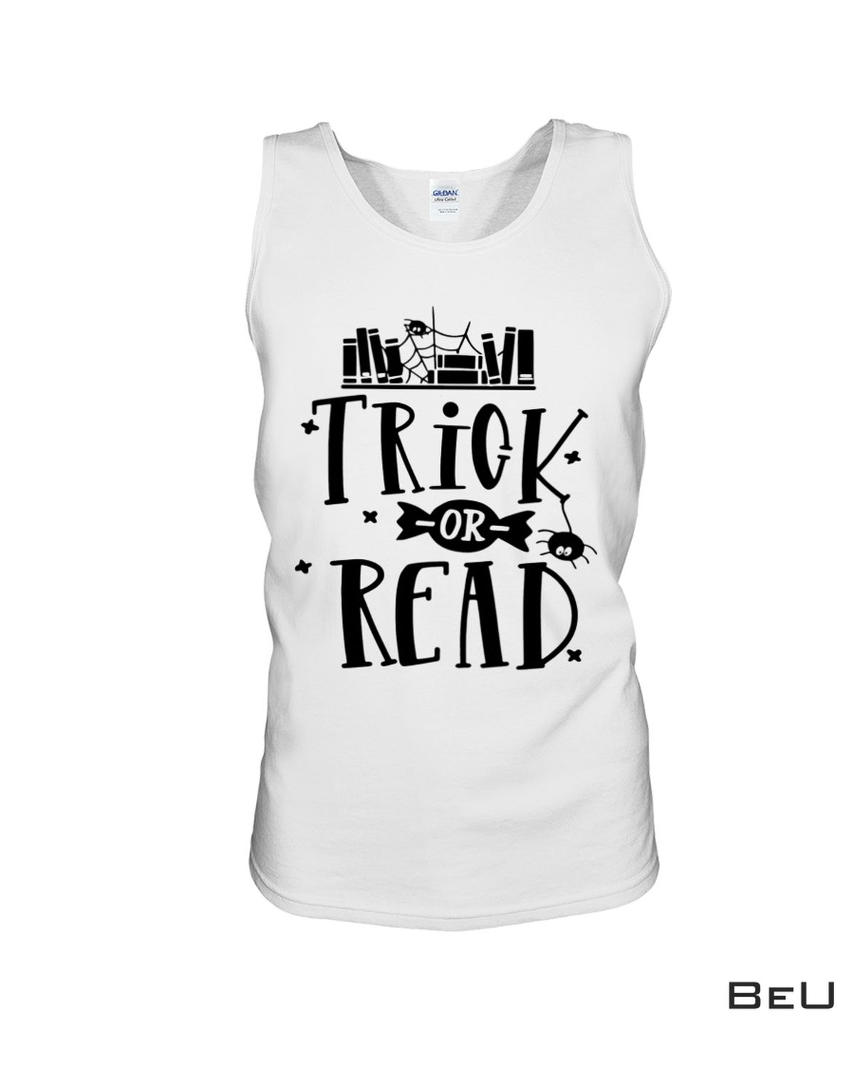 Best Gift Librarian Trick Or Read Library Halloween Book Shirt