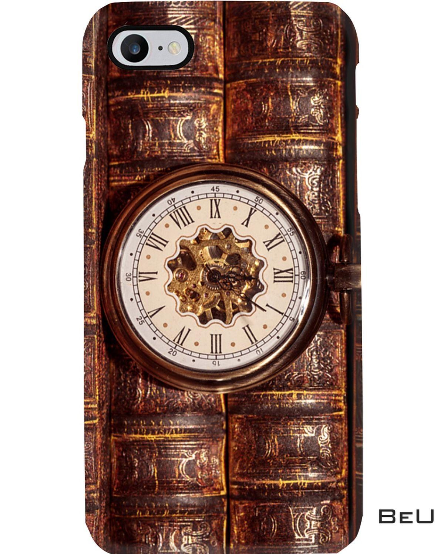 Librarian Watch Vintage Iphone 8 Case