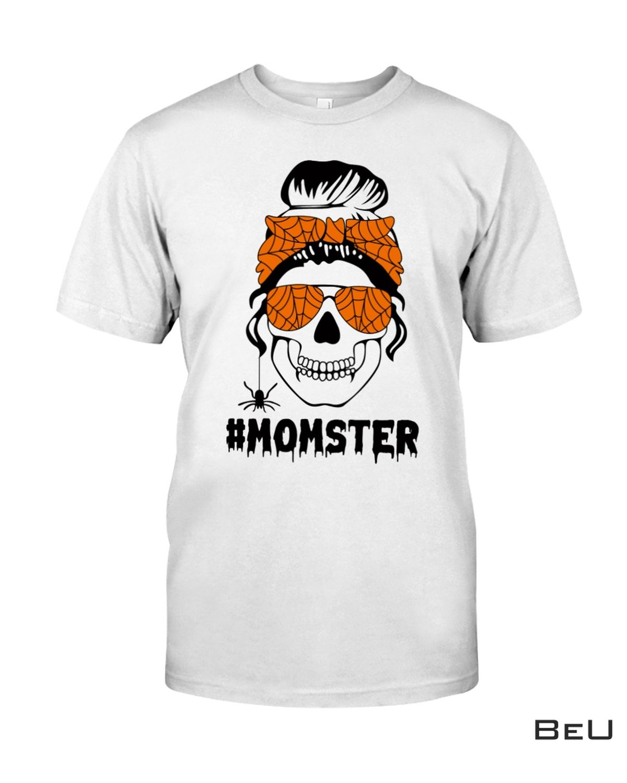 Momster Halloween Shirt