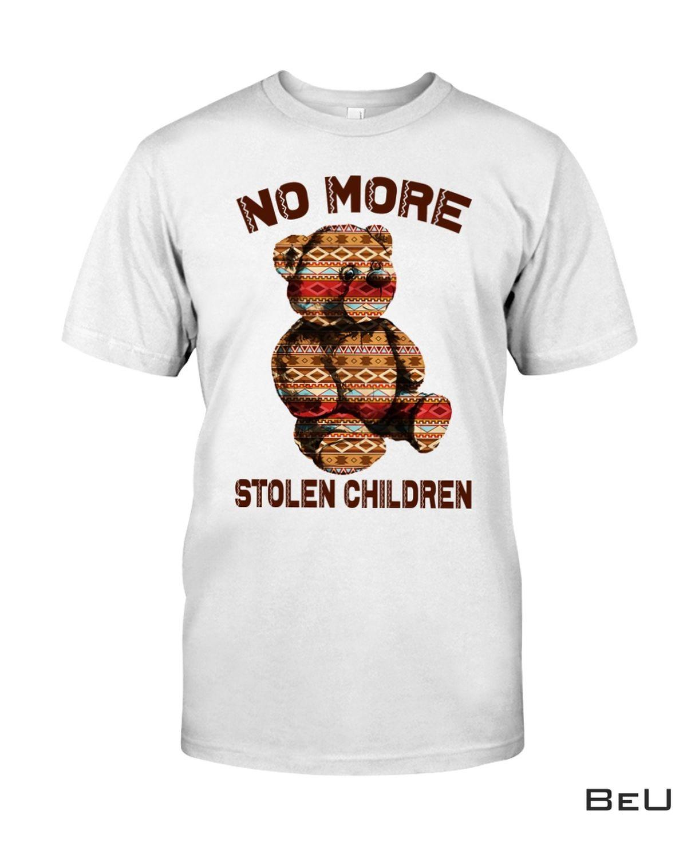 No More Stolen Children Shirt, hoodie, tank top