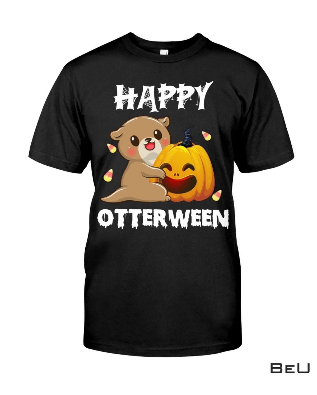 Otter Halloween Happy Otterween Shirt, hoodie, tank top