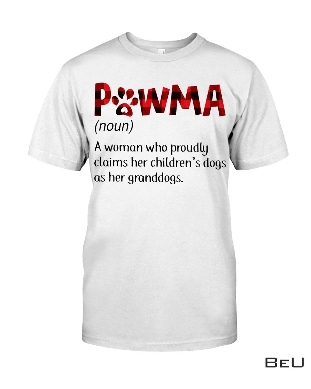 Pawma Definition Shirt, hoodie