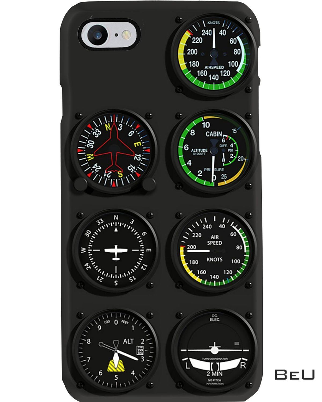 Pilot Mobile Case- Cockpit Indicators Phone Case