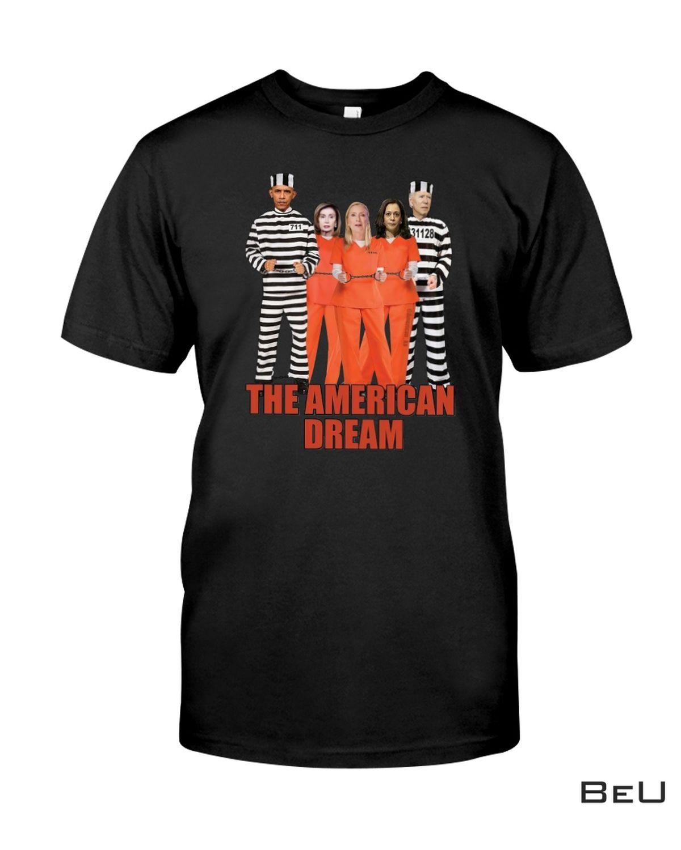 The American Dream Obama Biden Criminal Shirt, hoodie, tank top