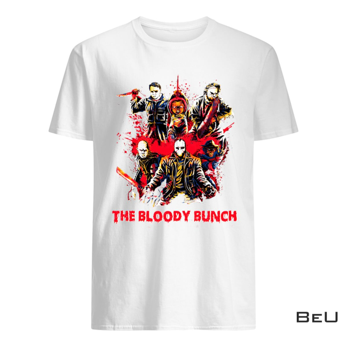 The Bloody Bunch Shirt