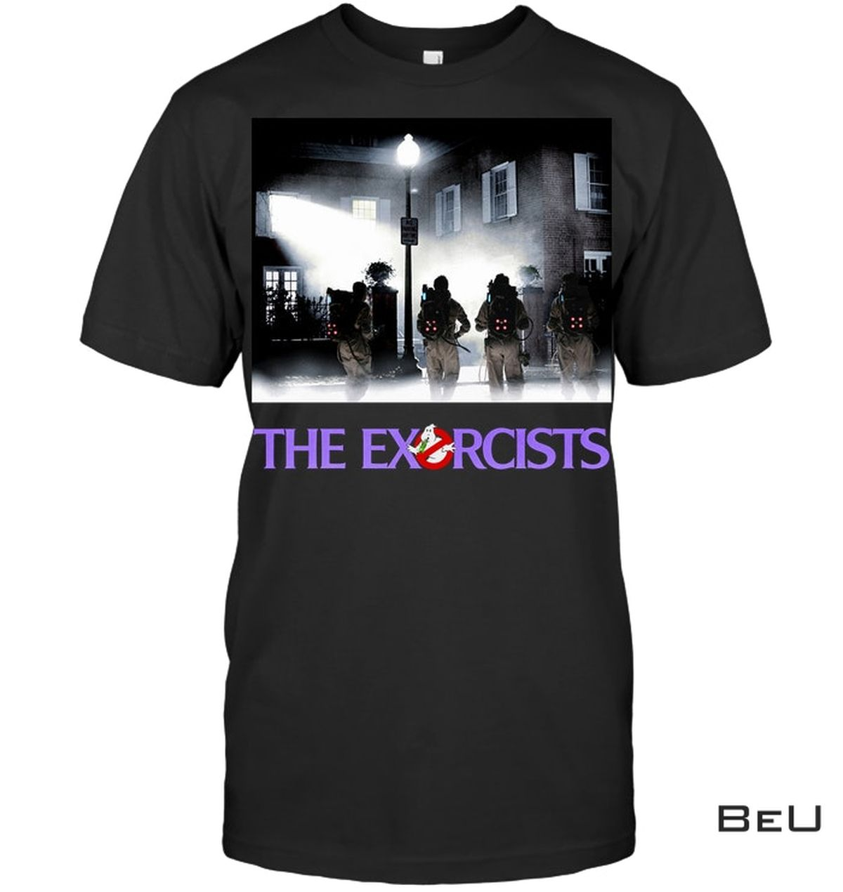 The Exorcists Ghostbusters Shirt