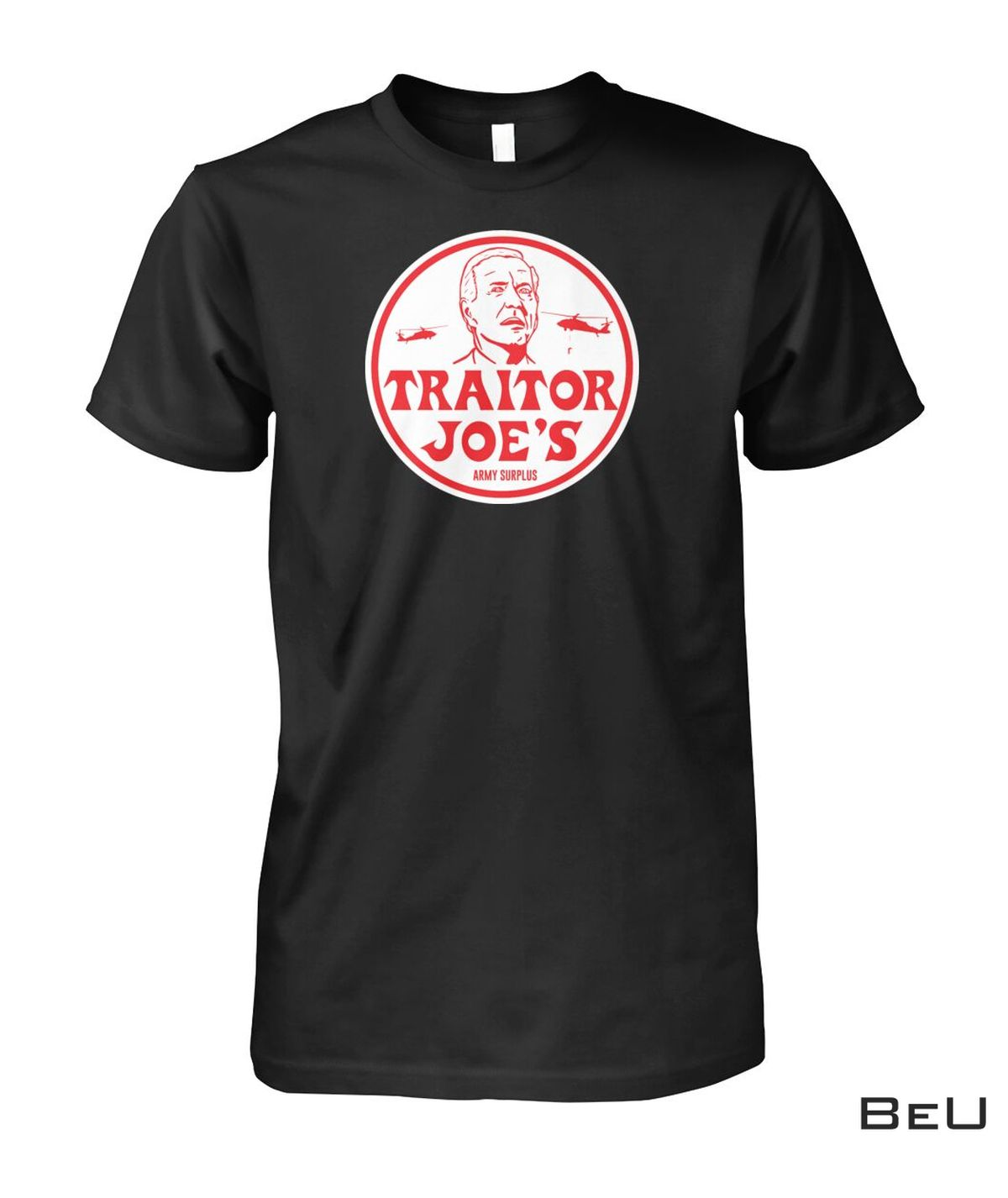Traitor Joe's Army Surplus Shirt