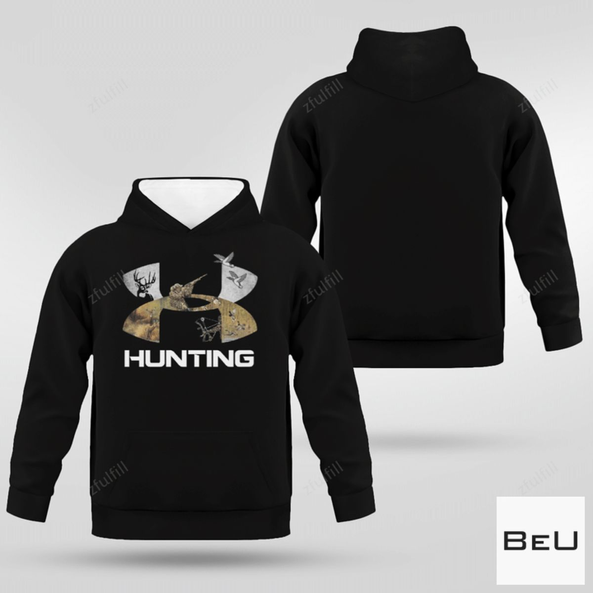 Luxury Under Armour Hunting shirt