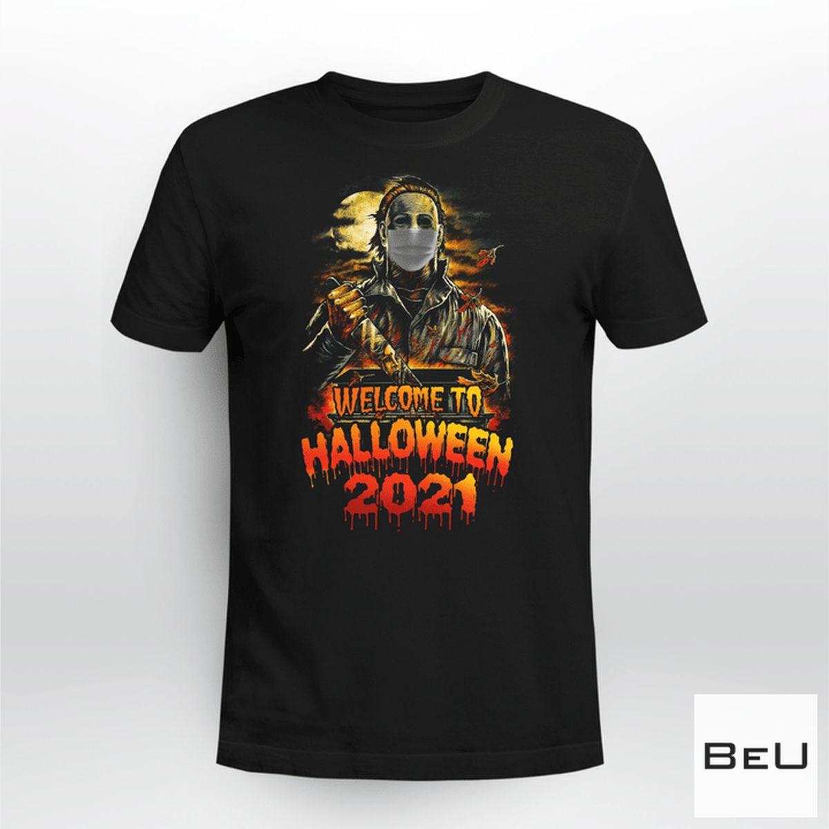 Welcome To Halloween 2021 Jason Voorhees Shirt, hoodie