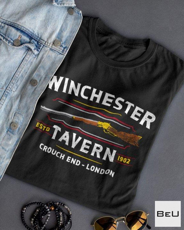 Winchester Estd Tavern 1902 Shirt