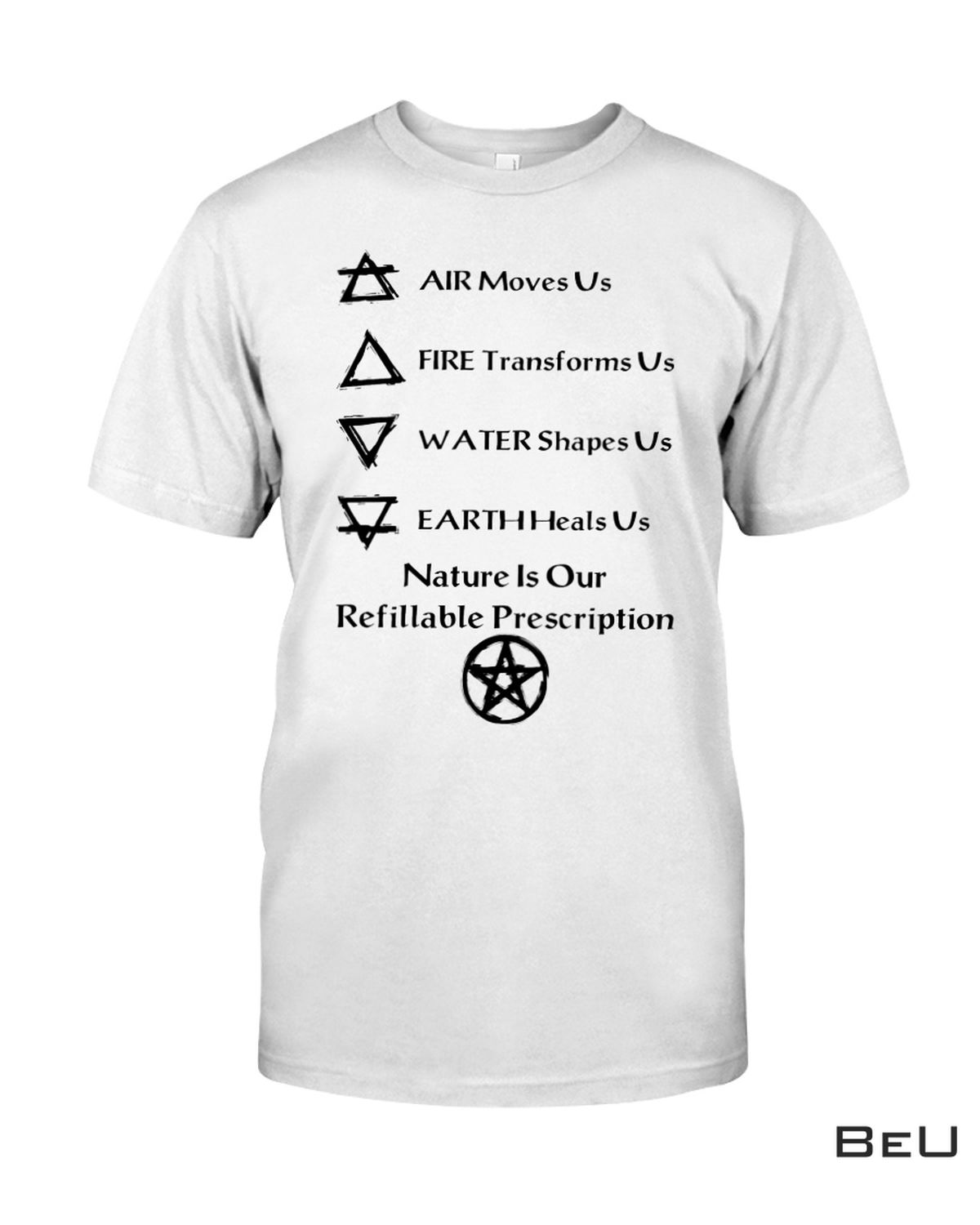 Witch - Air Moves Us Fire Transforms Us Shirt, hoodie, tank top