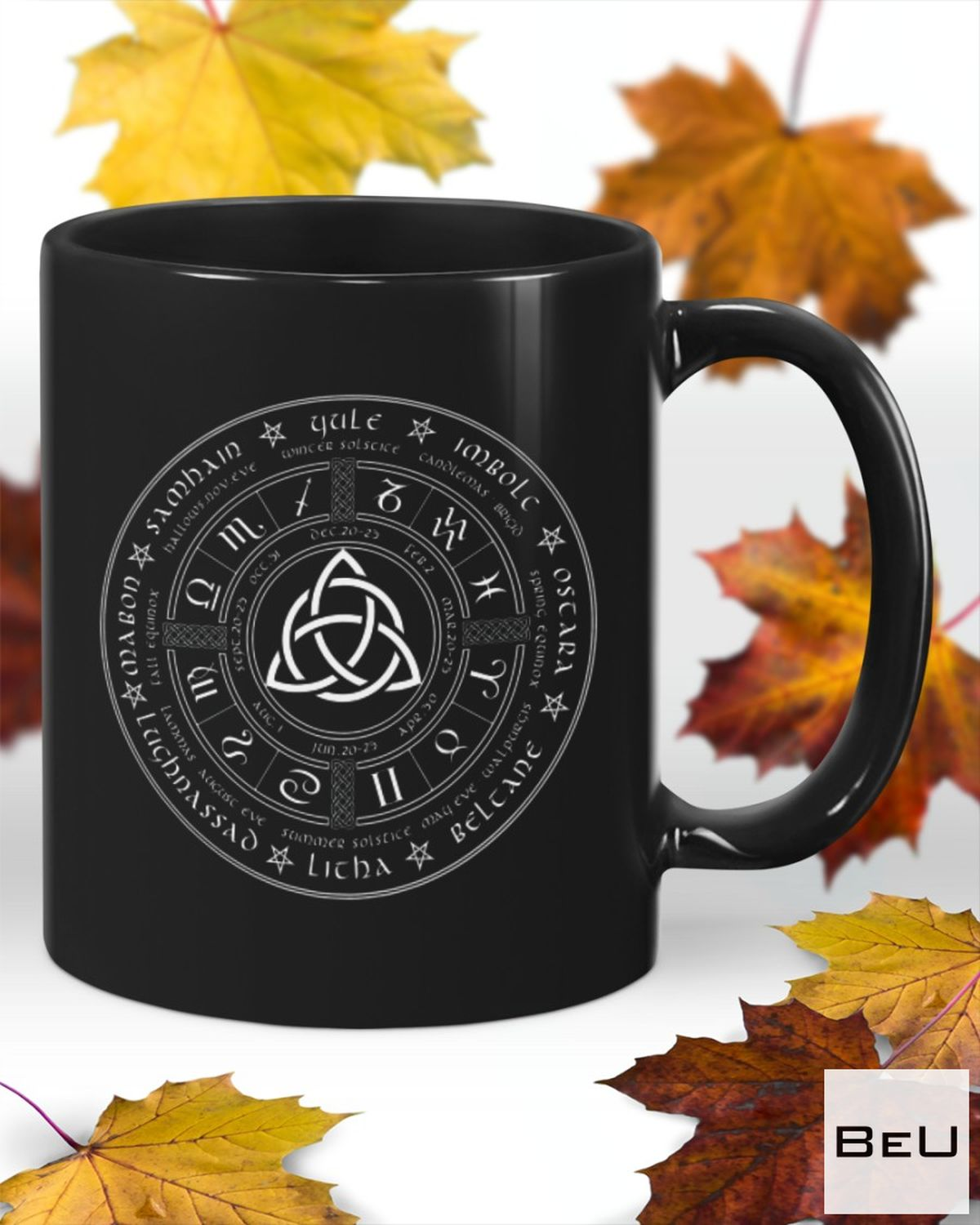 Best Shop Witch - Wheel Of The Year Mugs
