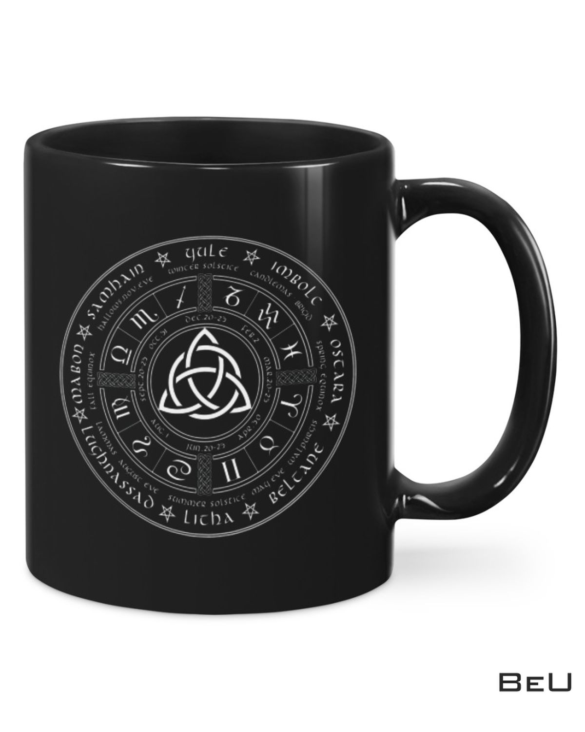 Witch - Wheel Of The Year Mugs