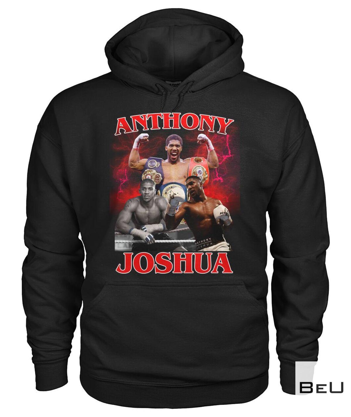 Print On Demand Anthony Joshua Champion Shirt