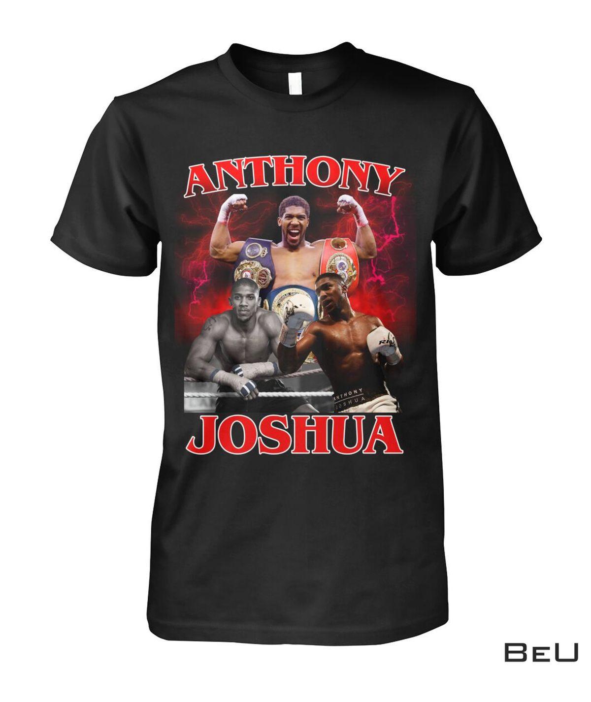 Anthony Joshua Champion Shirt