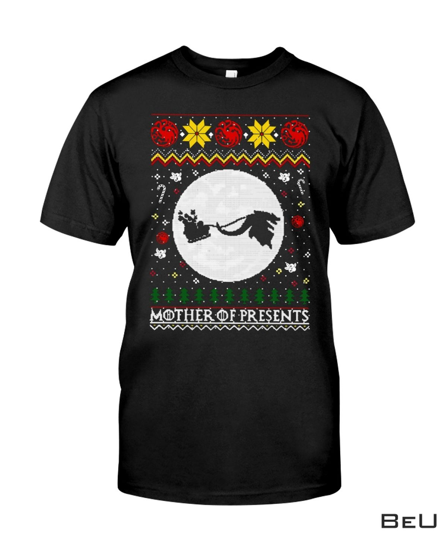 Christmas Santa Claus Mother Of Presents Shirt