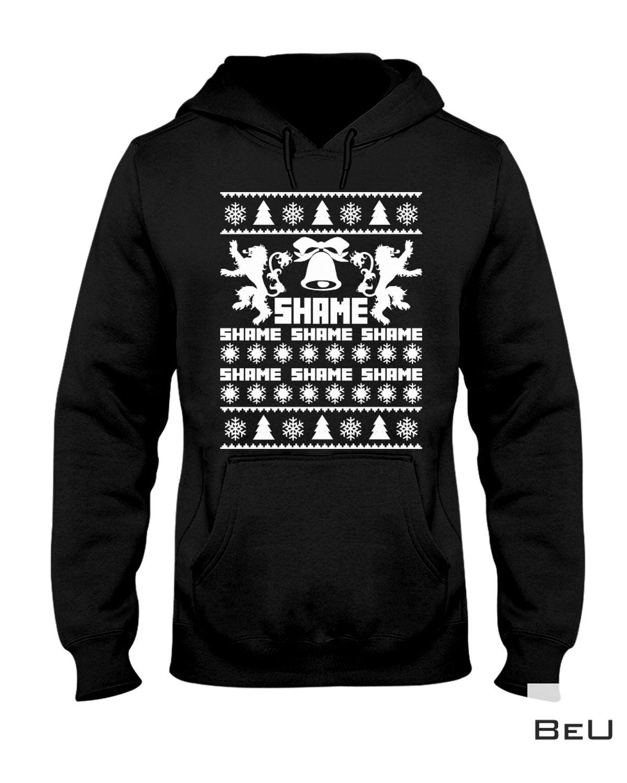 Free Ship Christmas The Jingle Bell Shame Shame Shame Shirt