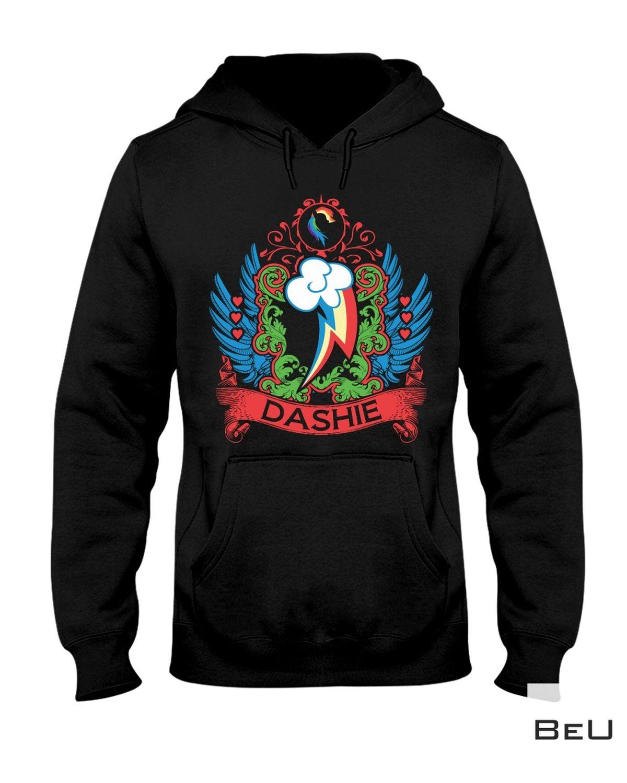 Dashie Decorative Art Shirt a