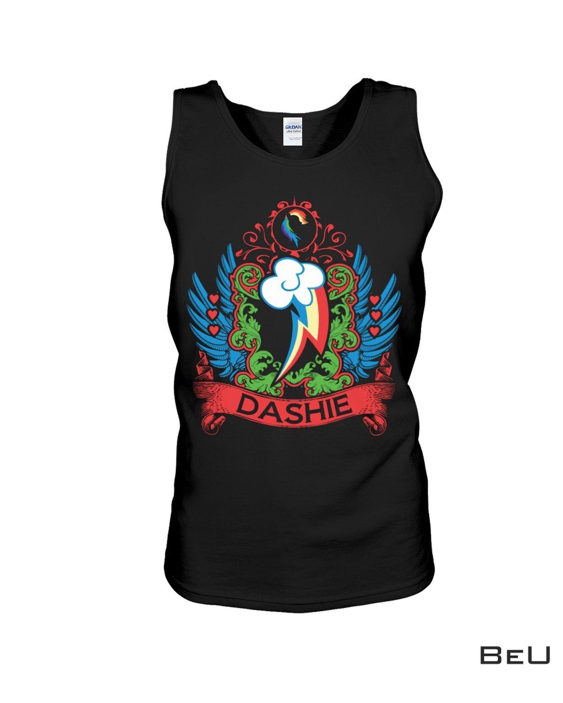 Dashie Decorative Art Shirt b