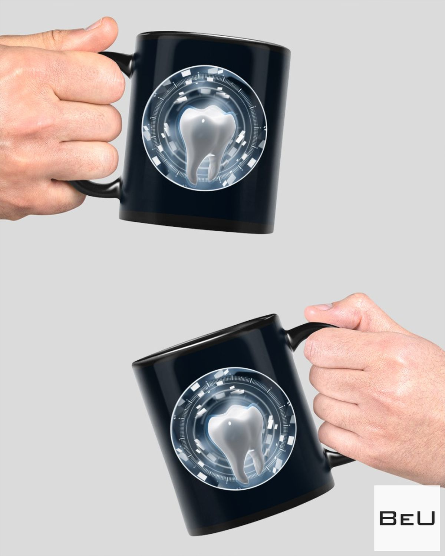 Amazon Dentist Technology Tooth Mugs