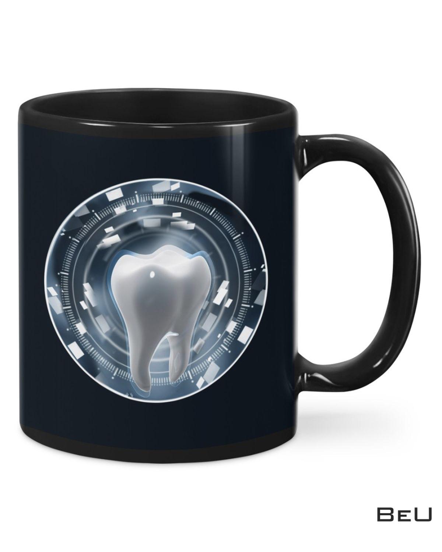Dentist Technology Tooth Mugs