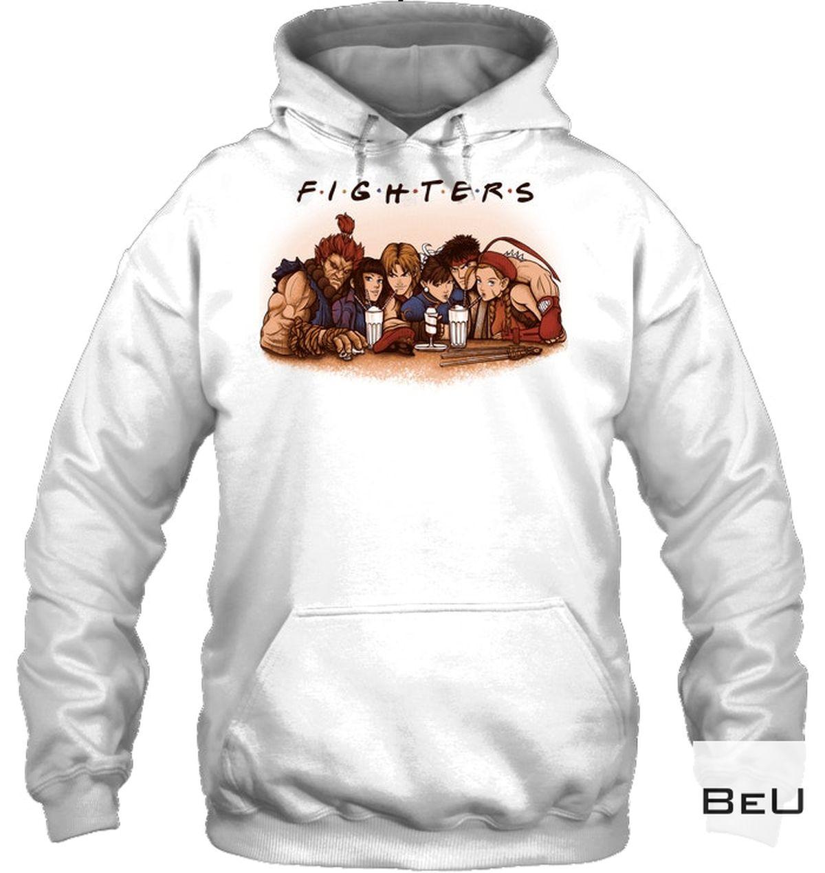 Top Selling Fighters Characters Shirt, Hoodie, Tank Top