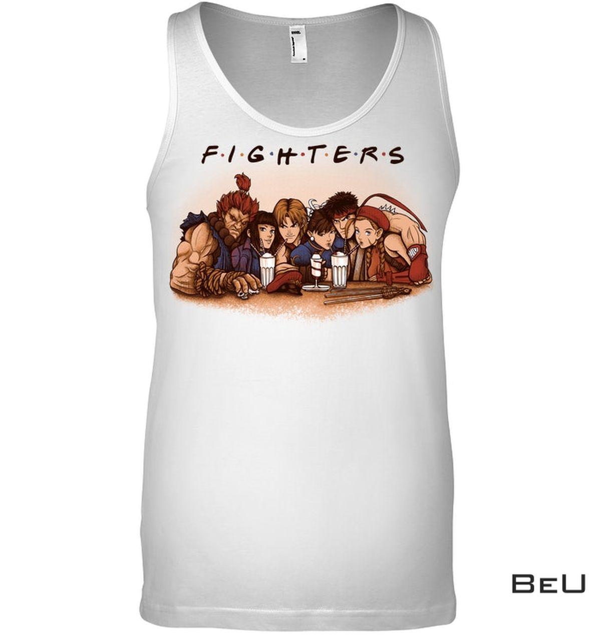 Beautiful Fighters Characters Shirt, Hoodie, Tank Top