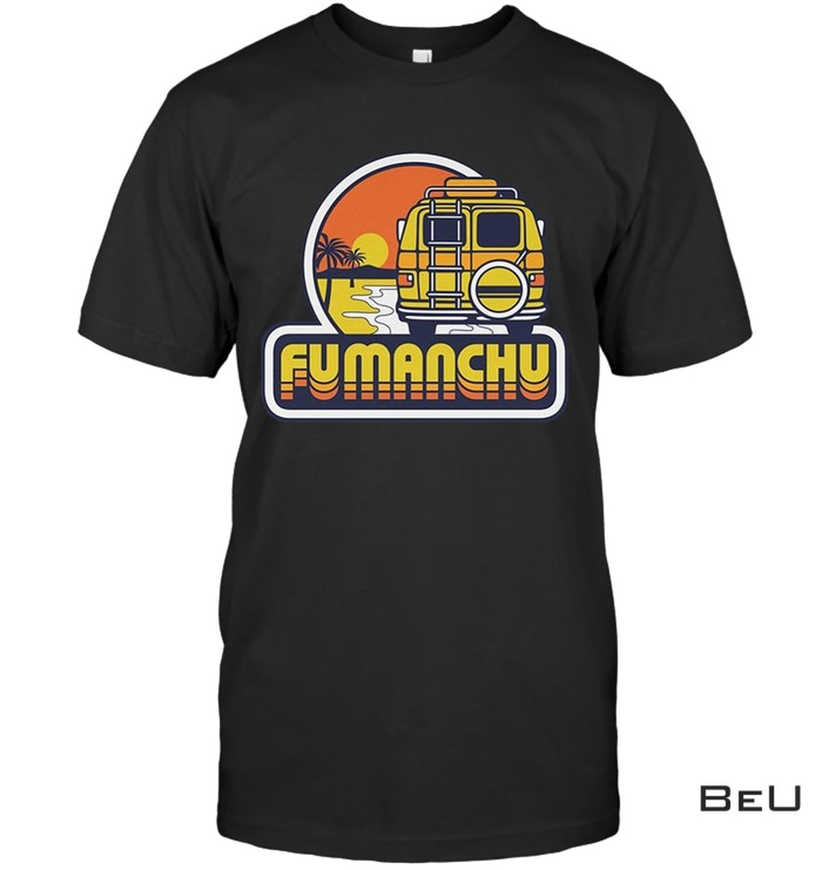 Fu Manchu Shirt, hoodie, tank top