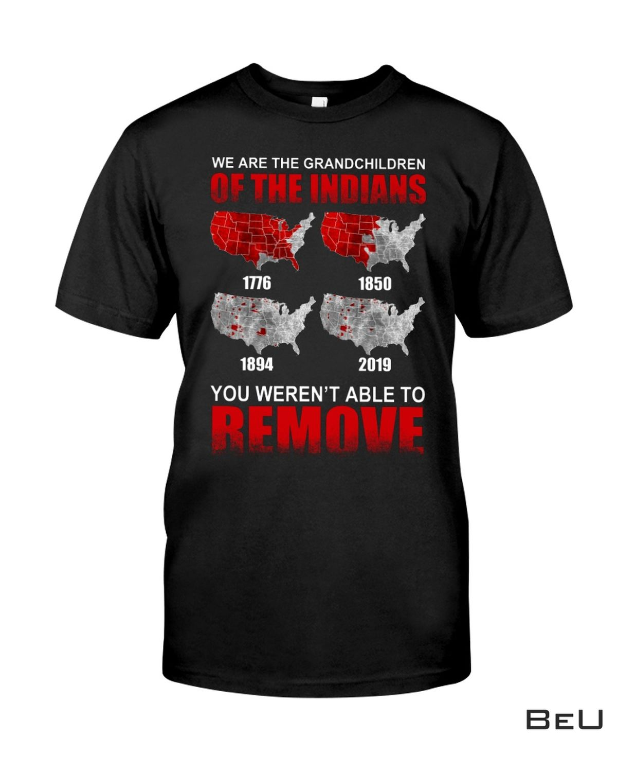 Indians We Are The Grand Remove Shirt, hoodie, tank top