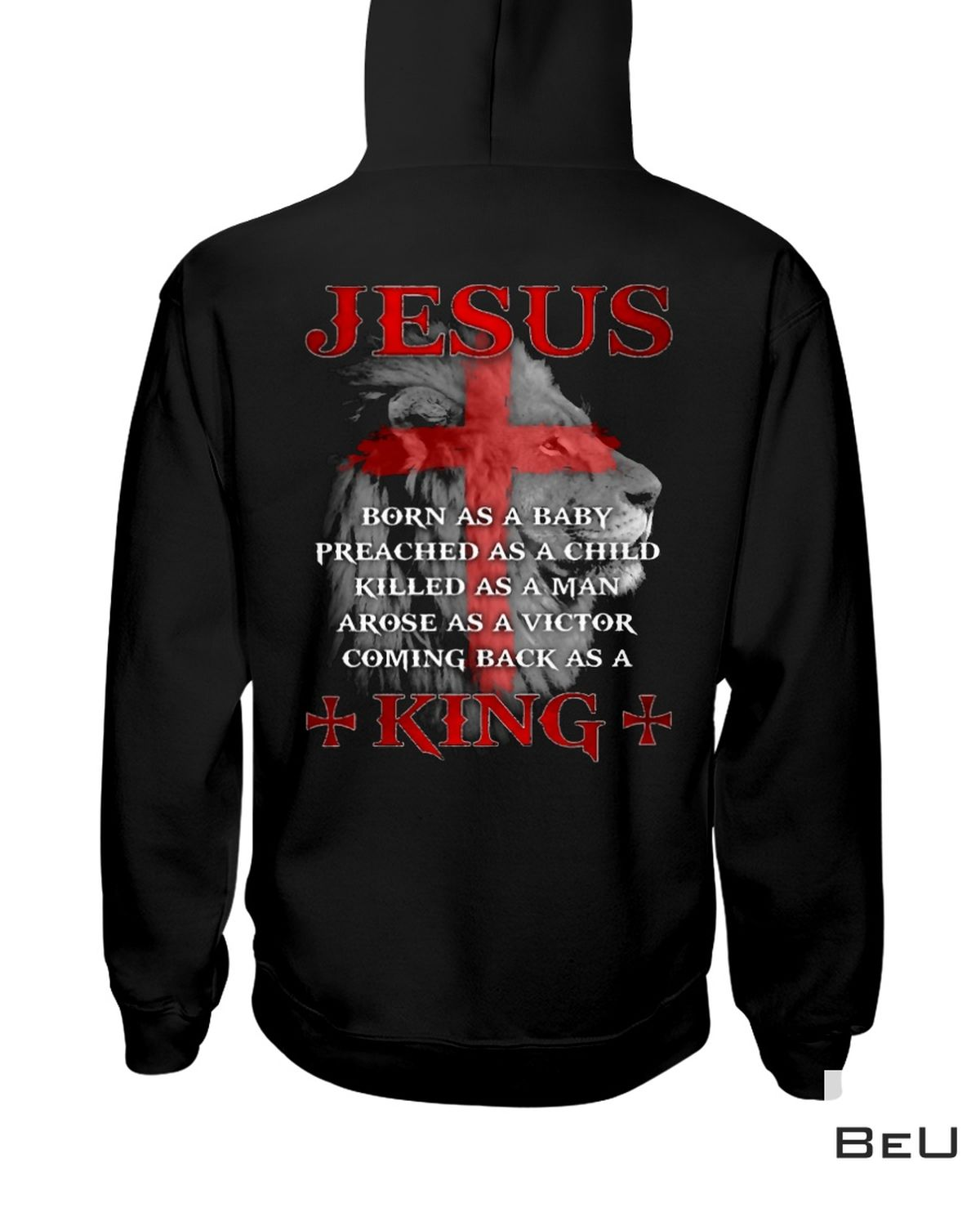Drop Shipping Jesus Born As A Baby Preached As A Child Shirt, Hoodie, Tank Top
