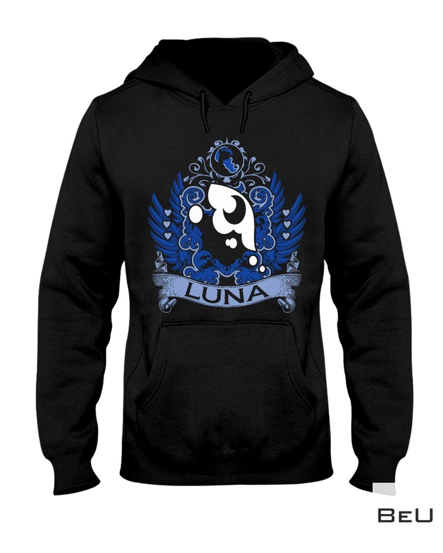 Luna Decorative Art Shirt a