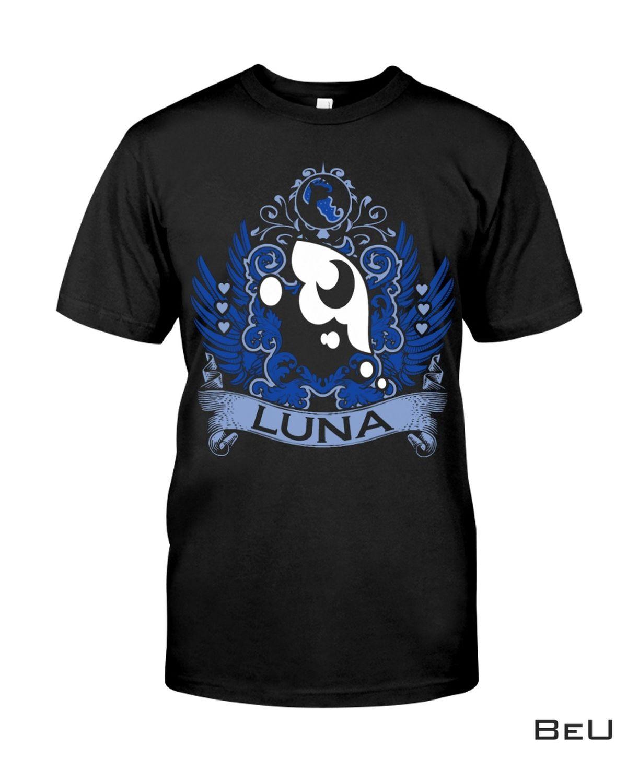 Luna Decorative Art Shirt, hoodie, tank top