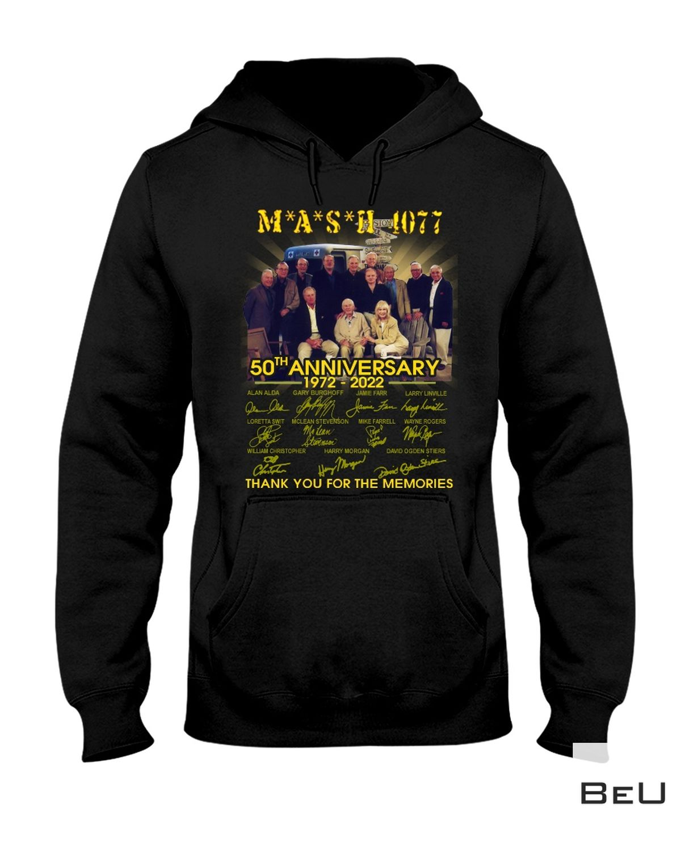 Discount Mash 1077 50th Anniversary Shirt