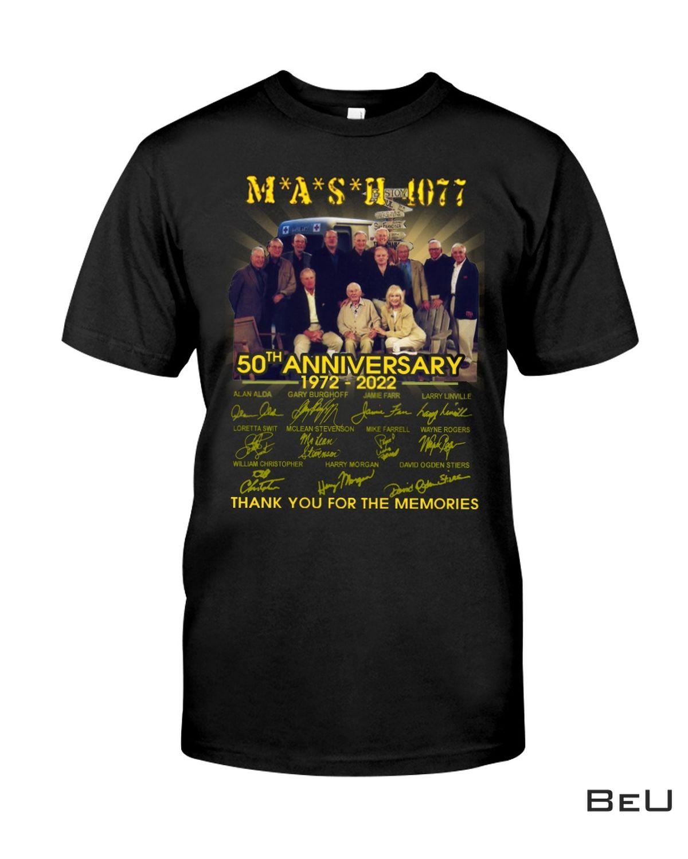 Mash 1077 50th Anniversary Shirt