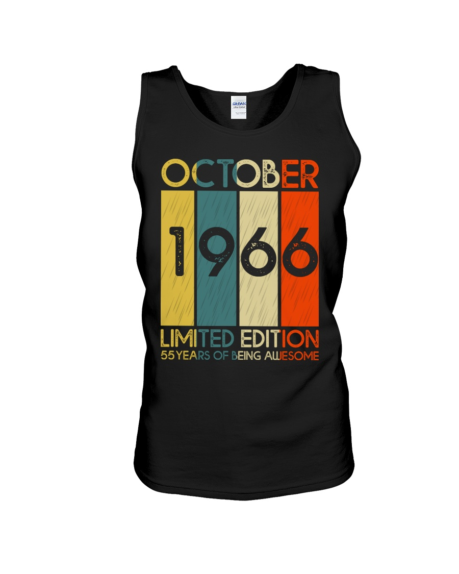Great October 1966 Limited Edition Shirt