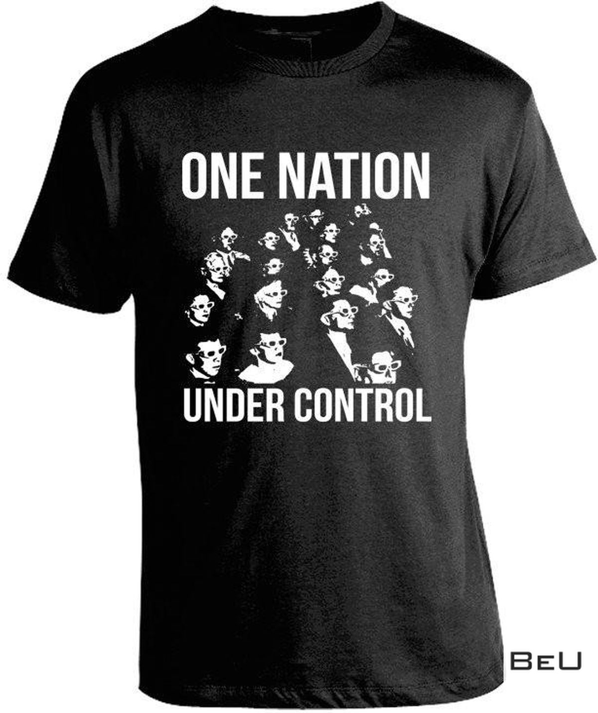 One Nation Under Control Shirt