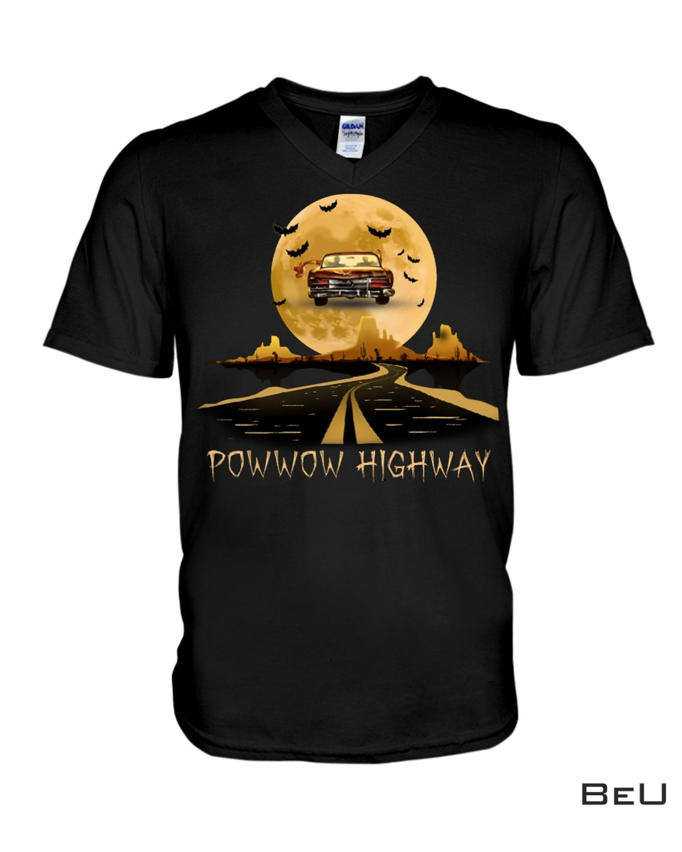 Very Good Quality Powwow Highway Native American Shirt