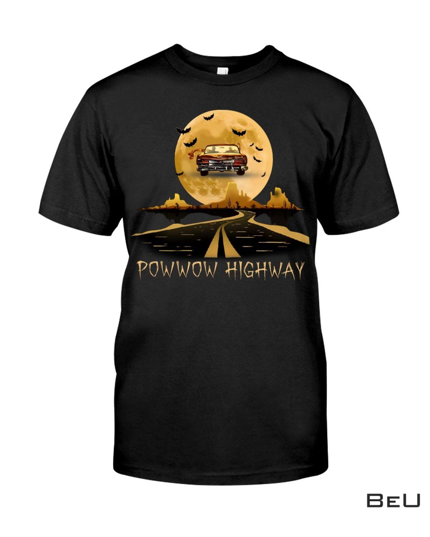 Powwow Highway Native American Shirt