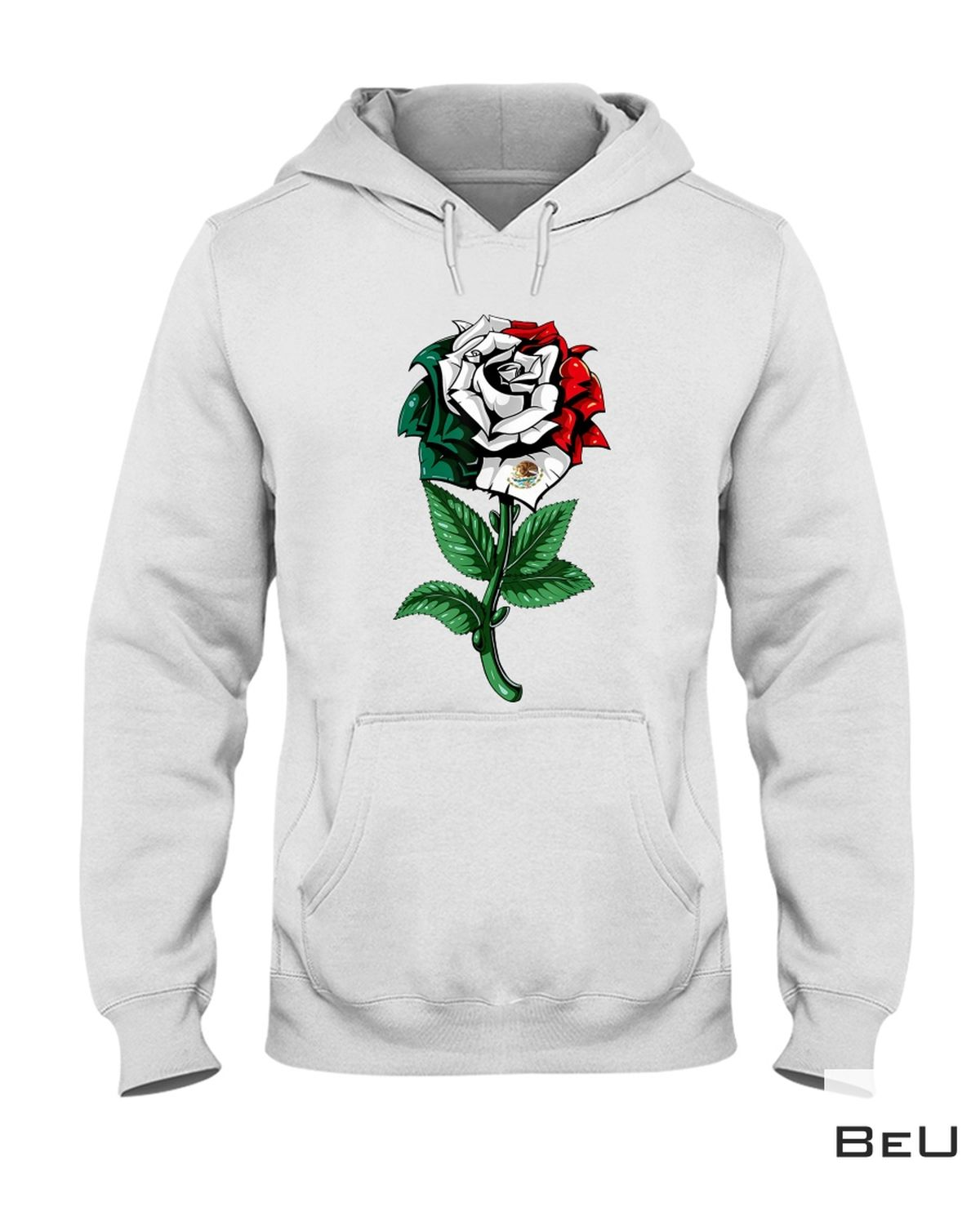 Excellent Rose Mexican Shirt