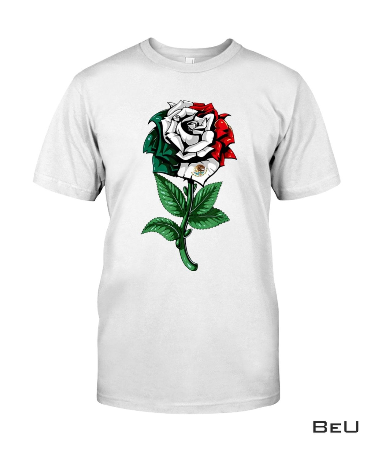 Rose Mexican Shirt