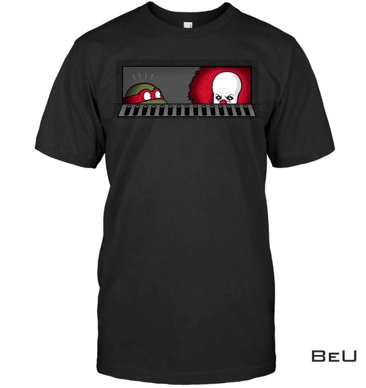 Teenage Mutant Ninja Turtles Pennywise Shirt