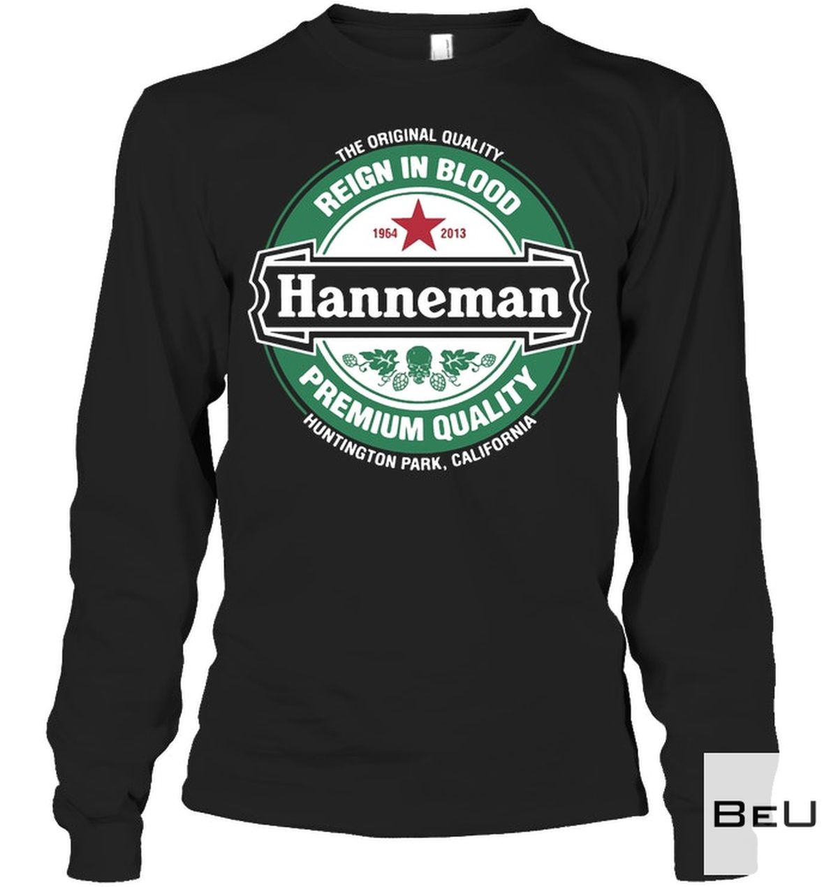 All Over Print The Original Quality Reign In Blood Hanneman Shirt, Hoodie, Tank Top