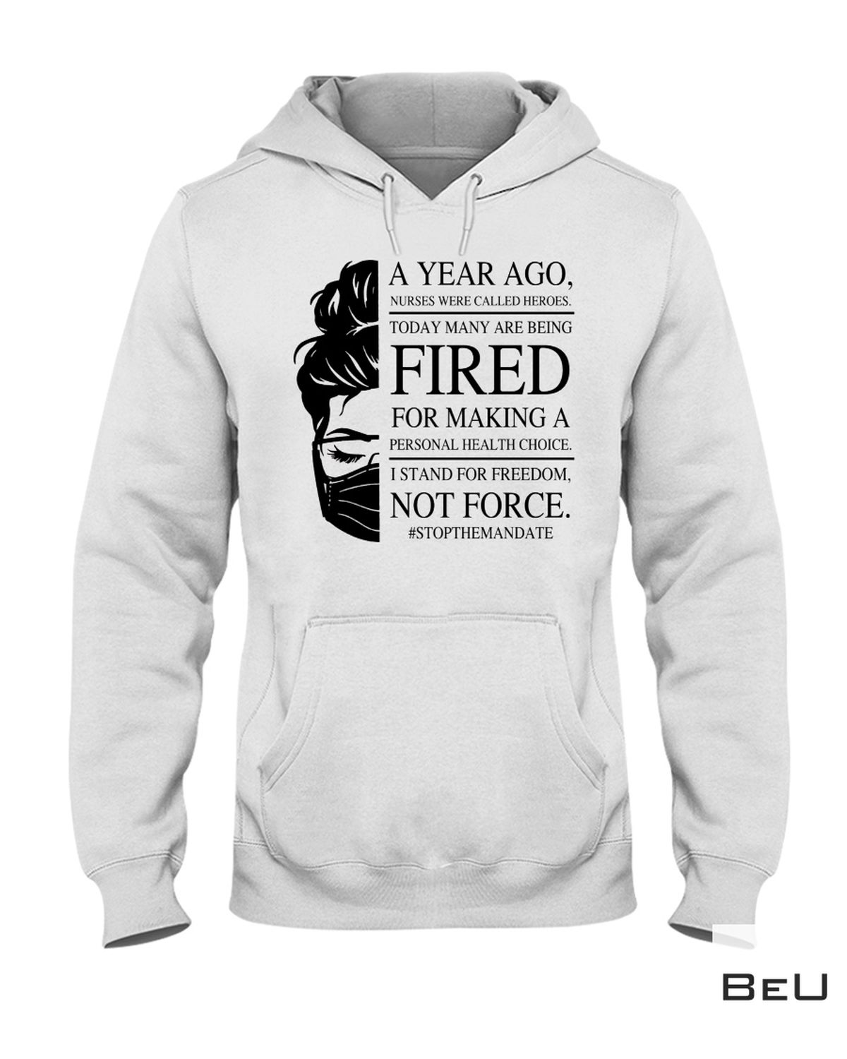 Only For Fan Today Many Are Being Fired For Making A Personal Health Choice Shirt, hoodie, tank top