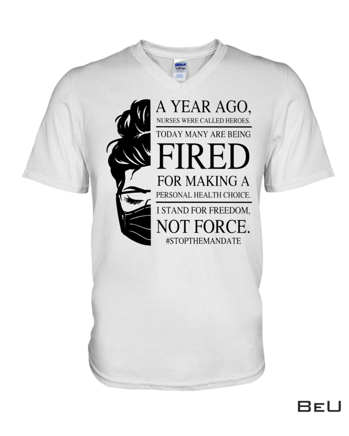 Top Selling Today Many Are Being Fired For Making A Personal Health Choice Shirt, hoodie, tank top